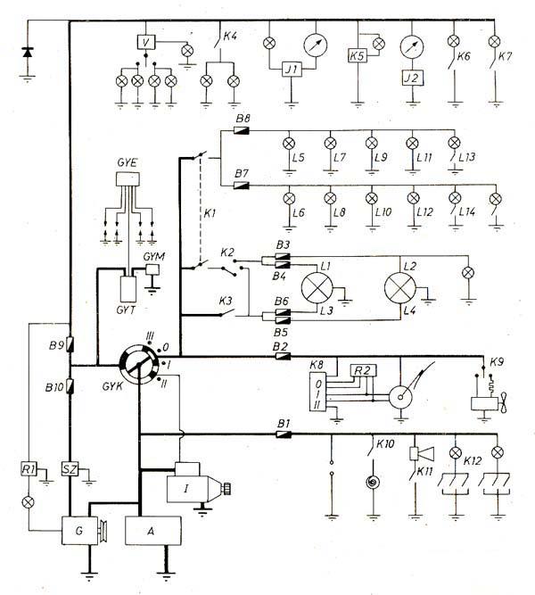 Wiring Diagram Creator: [ DIAGRAM ] Skoda Felicia Wiring Diagram Download FULL